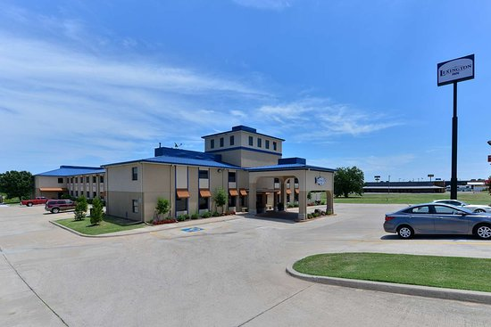 Boarders Inn & Suites by Cobblestone Hotels - Ardmore: Exterior