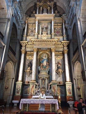 San Francisco Church, Altar, after Pilgrim's Mass 4.17.19
