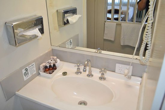 كارينجا موتل: Standard Guest Room Bath