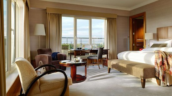 Herbert Park Hotel and Park Residence: Penthouse Suite Bedroom