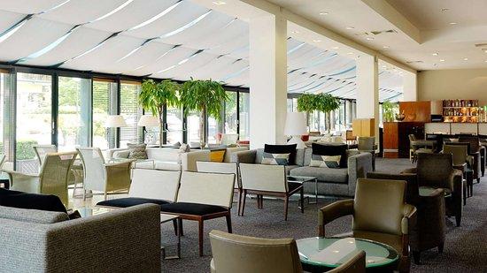 Herbert Park Hotel and Park Residence: Terrace Lounge