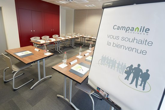 ‪‪Campanile Annemasse Centre - Gare‬: Meeting Room‬