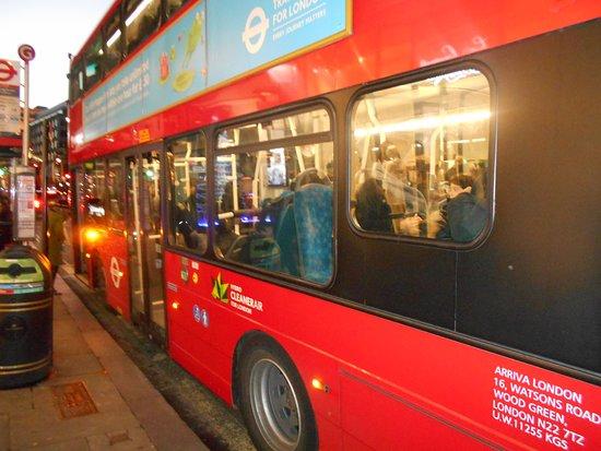 London Buses: ロンドンバス