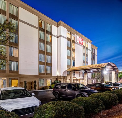 One Night Stay Review Of Best Western Plus Columbia