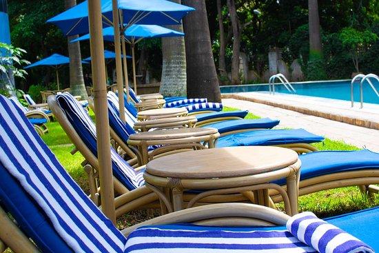 Naura Springs Hotel: Pool