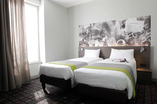 Hotel Kyriad Lyon Centre - Perrache: twin room