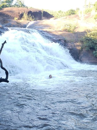 cachoeira de Taquaruçu