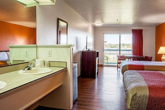Motel 6 Newport: double