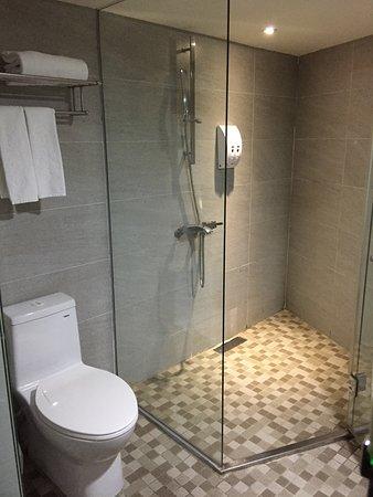乾溼分離衛浴