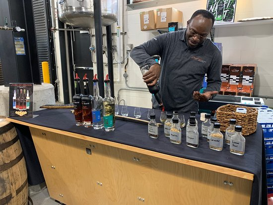 New Riff Distilling