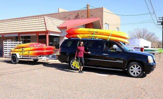 WazSUP Kayaks