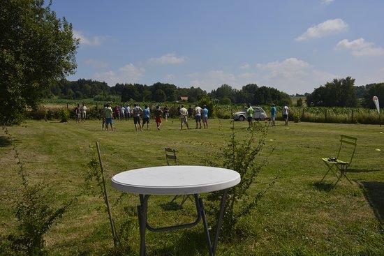 Godewaersvelde, فرنسا: Jeux ludiques de cohésion pour séminaire, anniversaire, fin de célibat, etc