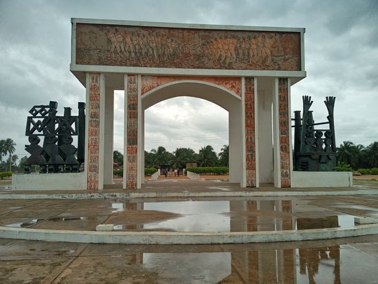Ouidah, Bénin: This is a place full with story nostalgia hope peace