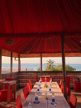 Terrace Rooftop Restaurant: Terrace Rooftop