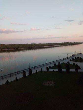 Volga view (evening)
