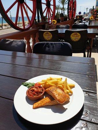 Cod n chips!!!