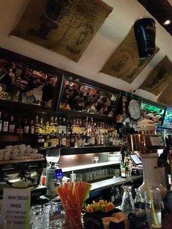 Great Irish bar