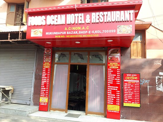 Foods Ocean.. delicious food available here.. indian , chinese , tandoori as well as bengali dishes.. do visit here.. ☺☺😋😋