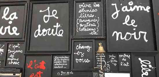 Skip the Line: Centre Pompidou Priority-Access Ticket in Paris: Magasin de Ben