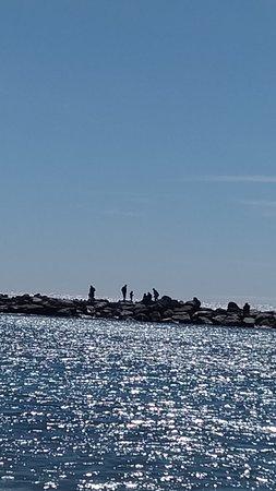 ristorante pizzeria Mare Blu: San Bartolomeo  al mare