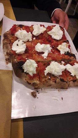 Una pizza diversa dal solito