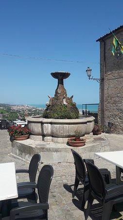 Fontaine de Torre di Palme