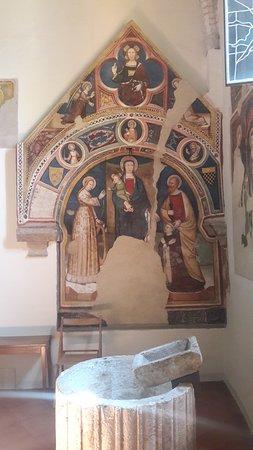 Décorations église Santa Maria a Mare
