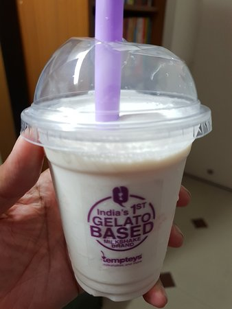 Tempteys : India's No.1 Gelato milkshakes Brand