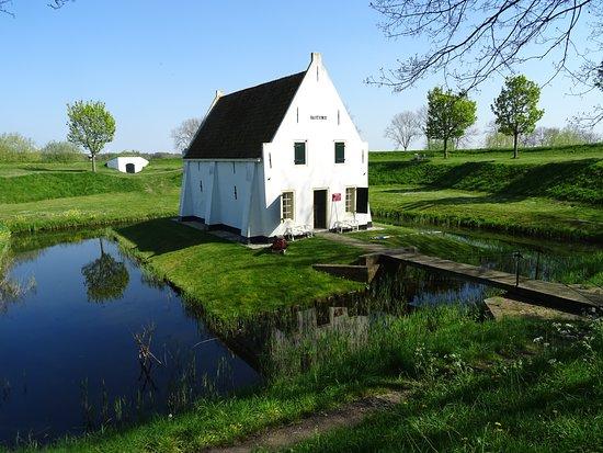 Brielle, Hollanda: KRUITHUIS DEN BRIEL ;uit het jaar 1653