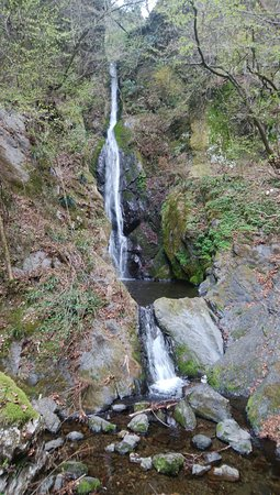 Otakesawa no Otaki Waterfall