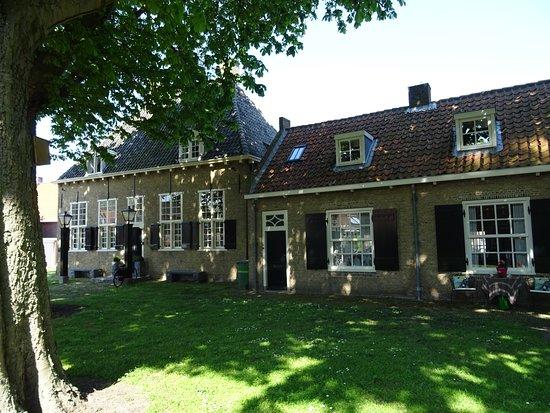 Brielle, Hollanda: Provoost Den Briel uit de 17de eeuw