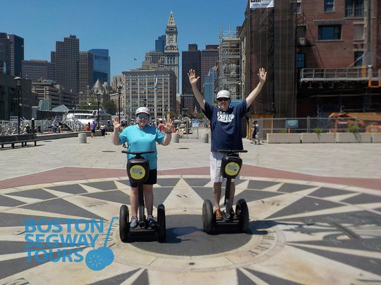 ‪‪Boston Segway Tours‬: Riding a #cruise #ship into #Boston this year? Find us near #FaneuilHall to #cruise the #city with your #friends and #family 😎 #Segway #tours show you so much, in so little time! 😃 www.bostonsegwaytours.net‬