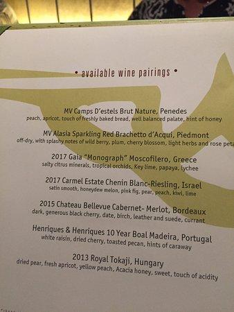Rioja: Wine pairings