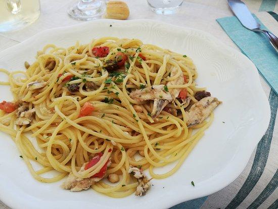 La Bussola: Spaghetto alle sarde