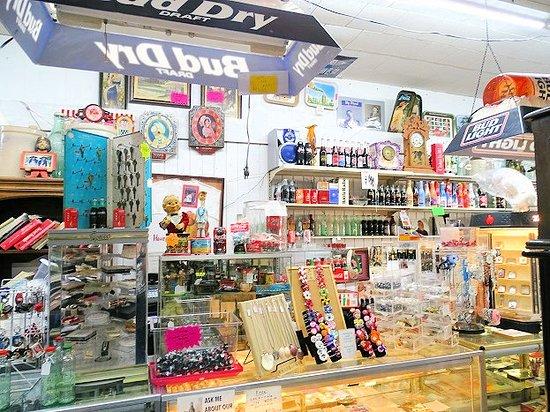 Buccaneer Gift Shop