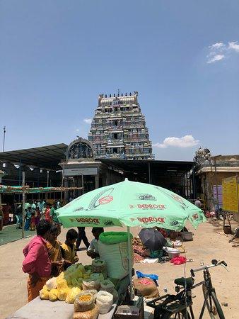 Brahmapureeswarar Temple: Temple outer view