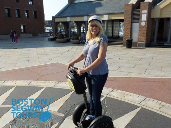 "Let the good times roll w/the ""best way to see the city"" 😃 #Boston #Segway #Tours! www.bostonsegwaytours.net"