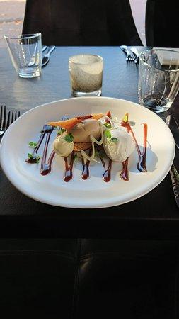 Zeeuws dessert bolus sensatie