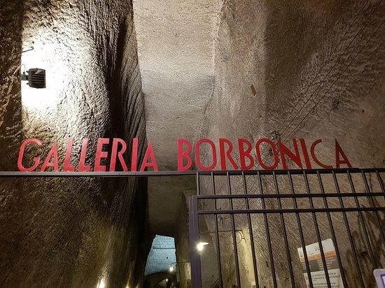Valokuva: Galleria Borbonica Entrance Ticket: Standard Route