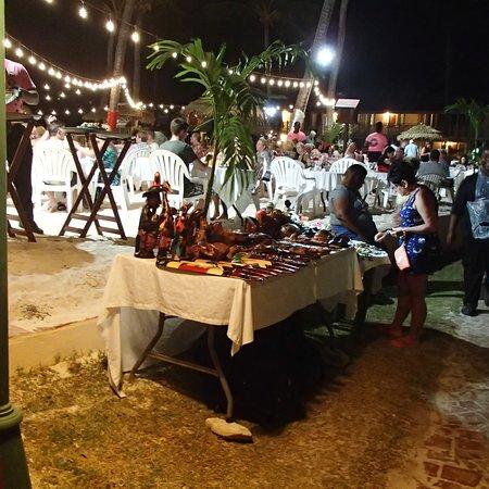 Pineapple Beach Club Antigua - All Inclusive: Every Wed. Beach Dinner or Street Party Dinner