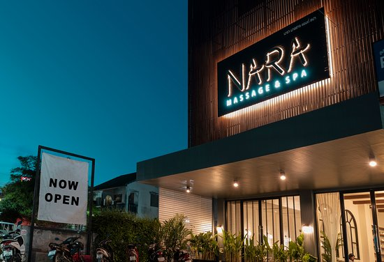 NARA Massage & Spa Phuket: Front Building