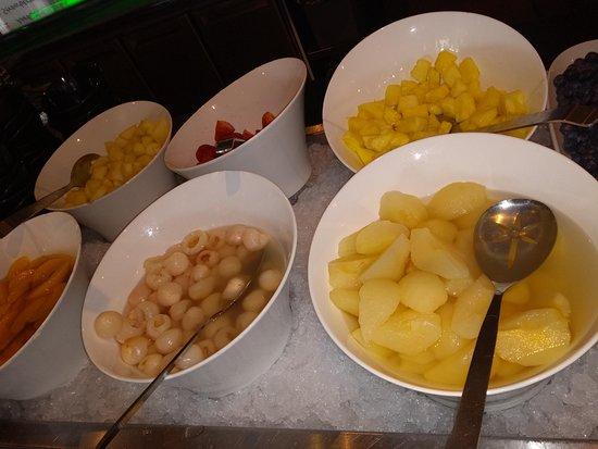 22HIGH Wereldrestaurant: Brunch 'All you can eat'.