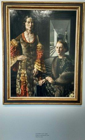 Carel Willink: Dubbel vrouwenportret (1937)