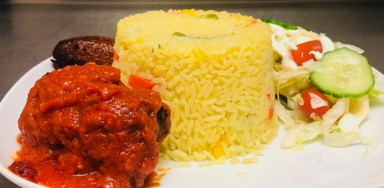 Our delicious Tribe fried rice, served with a choice of Beef, Chicken or Fish. This is also very popular on our menu