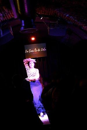 Tablao flamenco La Cueva de Lola: Energie