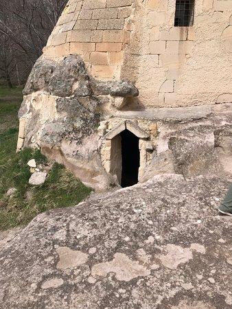 أورجوب, تركيا: Entrance to the refectory