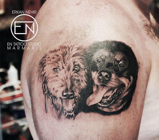 EN Tattoo Studio Marmaris Artist: Erkan Nehir
