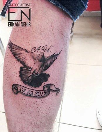 مارماريس, تركيا: EN Tattoo Studio Marmaris Artist: Erkan Nehir