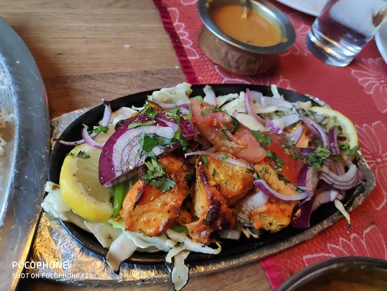 Indian Curryhouse: Good food, but order i advance