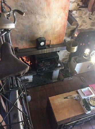 Salle Du Restaurant Photo De La Table De Papa Le Bignon
